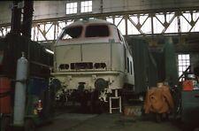 Originaldia DB 218 333 AW Bremen 10.4.1996