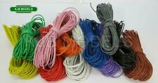 N OO O Model Railway Hook Up / Equipment Wire 7/0.2mm Cable - Choice Of Length
