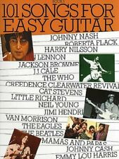101 Songs for Easy Guitar: v. 1 by Music, Sales Paperback Book The Fast Free
