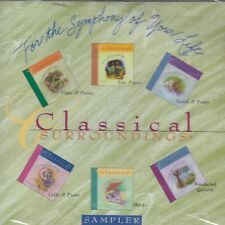 Classical Surroundings Sampler by Various Artists (Cd 1998) NEW