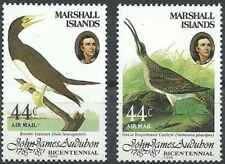 Timbres Oiseaux Marshall PA1/2 ** lot 28366