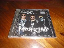 Chicano Rap CD Los Profetas 3 - DYABLO C-Kuatro Demente Neggro Azteka Zero Loko