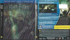 Harry Potter and the Deathly Hallows, Part 2 (SLIPCOVER ONLY for Blu-ray)