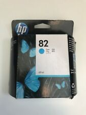HP 82 Cyan Ink Cartridge C4911A to suit 500 500PC