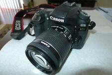CANON EOS 80D with 18-55 STM Lens  Ex++
