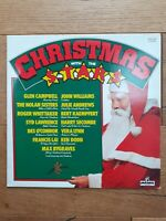 Various ‎– Christmas With The Stars Pickwick Records ‎– SHM 3020  Vinyl, LP,