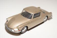 . KIT HAND BUILD CITROEN SITROEN COUPE GT 19 BOSSAERT 1964 NEAR MINT CONDITION