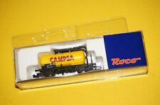 RF28] Roco N 25993.1 - 2 achs. Kesselwagen gelb Campsa Renfe - 🔲 - top in OVP
