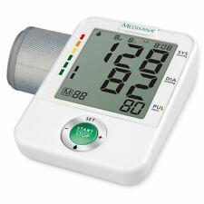 Medisana Upper Arm Blood Pressure Monitor Arrhythmia Detection BU A50 51172