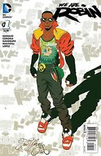 WE ARE ROBIN #1 Variant 2015 1:25 DC Comics 1st Print Near Mint to NM+