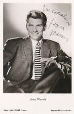 Autographe Imprimé: JEAN MARAIS / Vintage - Photo Argentique.