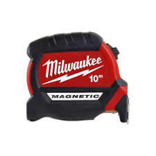 MILWAUKEE | Premium Flessometro Magnetico 10 Metri | Metro a Nastro 10mt