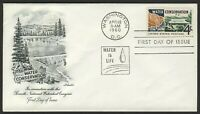 #1150 4c Water Conservation, Artmaster-Addressed FDC **ANY 4=FREE SHIPPING**