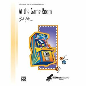 At the Game Room - By Carol Matz