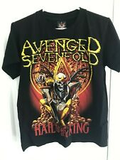 Avenged Sevenfold - Hail To The King band t-shirt