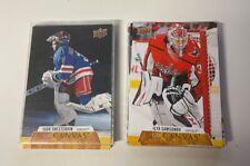 2020-21 Upper Deck Canvas Hockey Singles You Pick
