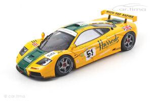 McLaren F1 GTR 24h Le Mans 1995 Bell/Bell/Wallace TSM 1:18 TSM131807