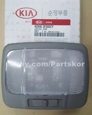 For Kia Sorento 2006 - 2009 Room Lamp Assy Center Without Sunroof Type Genuine
