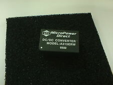 MicroPower Direct A315ERW Input 3W Single & Dual Output DC/DC CONVERTER BOX#6S