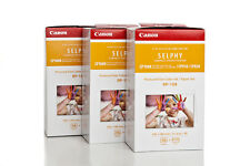 Canon 8568B001 Rp-108 Tinten-/papiersatz SELPHY 100 X 148 Mm