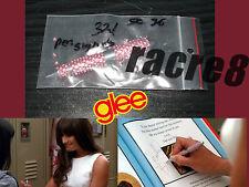 """Glee: Rachel Berry's Pink Pen! Ep 3x21 """"Nationals"""". Lea Michele"""