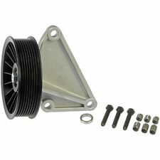 A/C Compressor Bypass Pulley fits 93-97 Ford E-350 Econoline Club Wagon 7.3L-V8