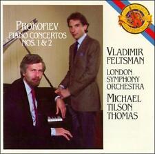 Prokofiev^Feltsman^Lso : Piano Concerti 1 & 2 CD (1990)