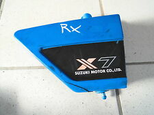 1. SUZUKI GT 250/2 _ x 7 Couvercle latéral droit Panneau / Revêtement latéral