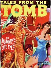 Tales From The Tomb 32 Issue Comic Collection On Usb Flash Drive