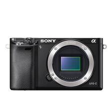 Cámara Digital Sony Alpha a6000 24.3MP - Negro (Cuerpo únicamente)