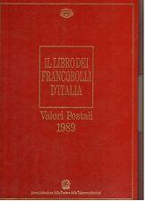1989 ITALIA/ITALY, Libro dei Francobolli d'Italia MNH**