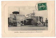 CPA 30 - ALAIS (Gard) - Descente des Escaliers de la Maréchale
