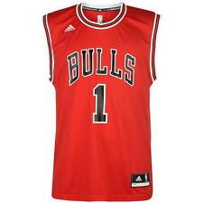 Adidas NBA Réplica Jersey toros tamaño XS Ref C 288 *