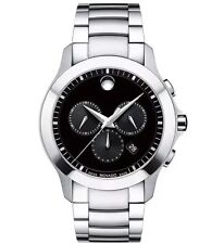 MOVADO Model 0607037 Men's Watch Brand New Box Papers Guarantee Card