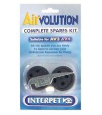 Interpet AV3 complet Spares Kit Pompe à air d'aération Diaphragme Fish Tank Aquarium