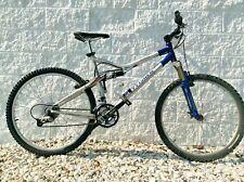 Gary Fisher Sugar 3 Vintage Mountain Bike~Full Suspension~27 Speed~Made in USA!