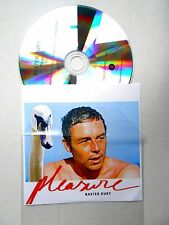 ★ ONLY FRENCH CD PROMO ★ BAXTER DURY : PLEASURE