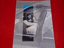 BMW 5er E34 Touring Executive Modelle Prospekt von 1994