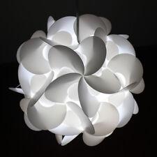 Lustre Suspension LALEEWADEE 30 Éléments Ø 25 CM - lampe puzzle - iq lamp