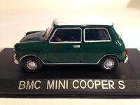 BMC Mini Cooper S 1967 FL05 Altalya/IXO 1:43 Scale In Blister Pack New