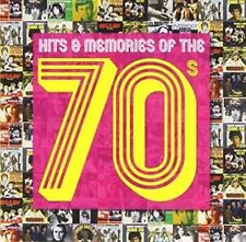 NEW Hits & Memories of the 70's (Audio CD)