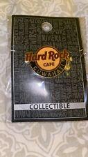 Hard Rock Cafe Guwahati Classic Logo Pin, NEU und ungetragen !!!