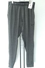 Nike Yoga hyperdry Mens Joggers, Mens trousers size Large in grey