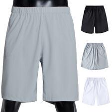 Men Short Pants Islamic Thobe Bottom Elastic Waist Summer Holiday Beach Shorts