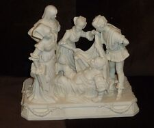 Parian Bisque Figurine of Scheibe-Alsbach THE MERRY WIVES WINDSOR SHAKESPEARE