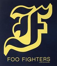 Foo FIGHTERS Adesivo/Sticker # 11-PVC