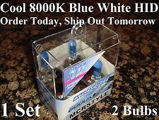 H11 HID HEADLIGHT 2008 2009 09 HONDA ACCORD 2-DR COUPE 8000K XENON BLUE BULBS