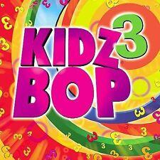 Kidz Bop 3 by Kidz Bop Kids (CD, Mar-2003, Razor & Tie)