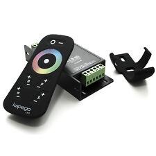 Dimmer Controller RF centralina led RGB RGBW 15A 12-24V 4CH telecomando touch