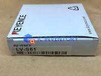 1PCS New KEYENCE Laser Sensor LV-S61 LVS61 Fast Ship